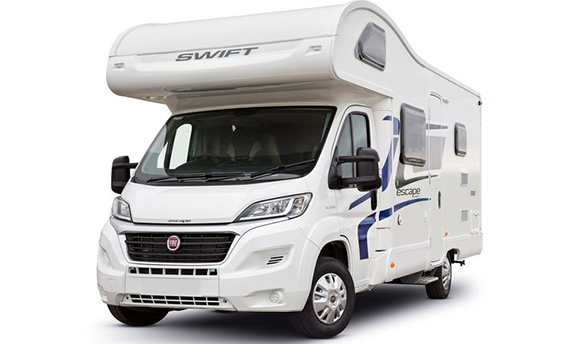 Mooveo C7 7 Berth Motorhome For Hire From Rennie Motorhomes
