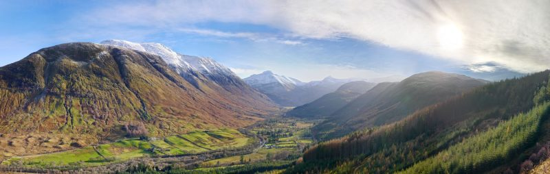 The Best Scottish Road Trips: Glencoe to Fort William
