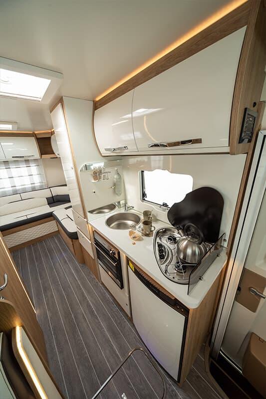 campervan kitchen unit