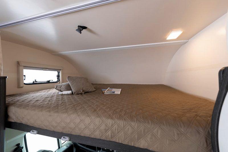 motorhome bed